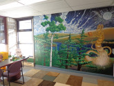 library-mural